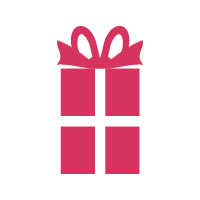 Gift Icon - Click for Gift 8