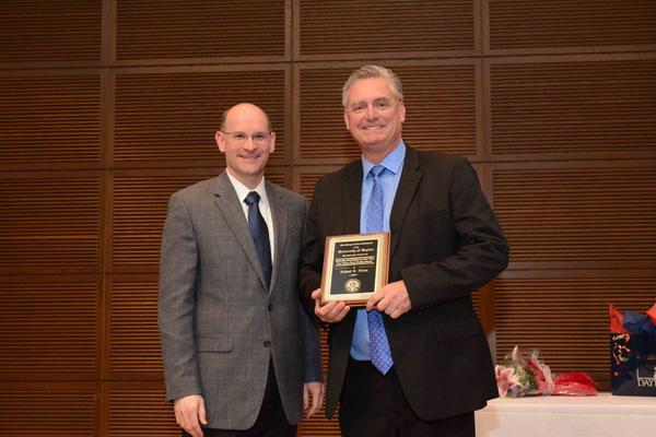 Faculty Awards and Promotions : University of Dayton, Ohio