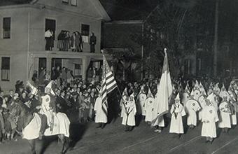 the kkk in the 1920s
