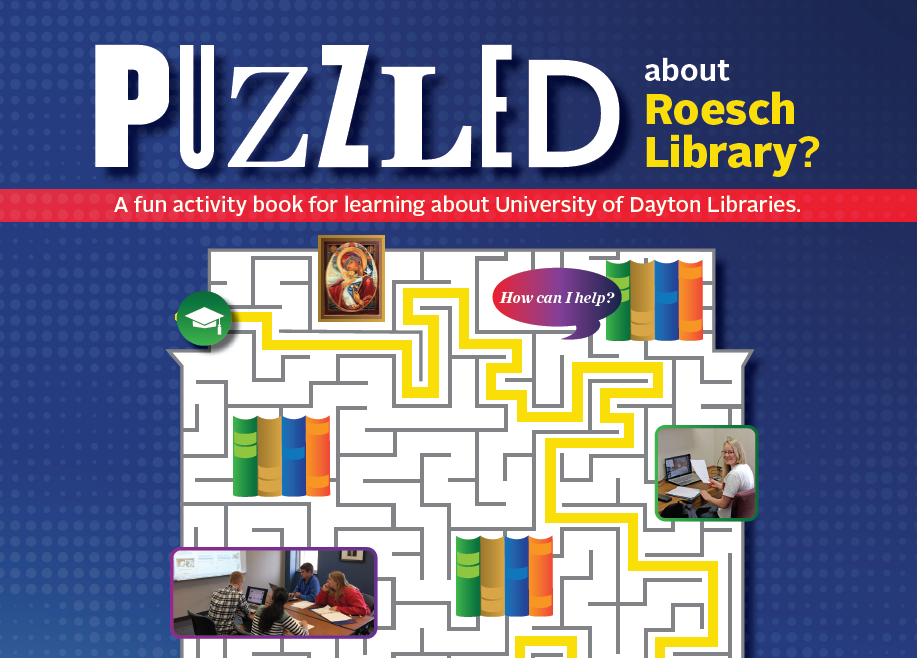 Answer Key For Libraries Puzzle Book University Of Dayton Ohio