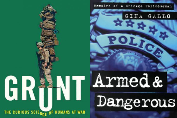 Eight good reads for national military appreciation month and police during the month of may the university libraries are highlighting books that celebrate national military appreciation month and police week malvernweather Gallery