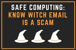 Witch Email is a Scam? : University of Dayton, Ohio