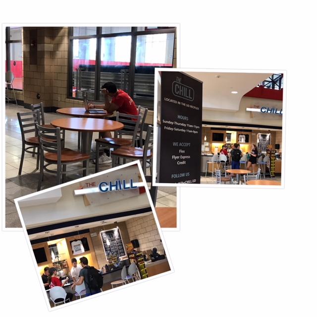 The Chill University Of Dayton Ohio