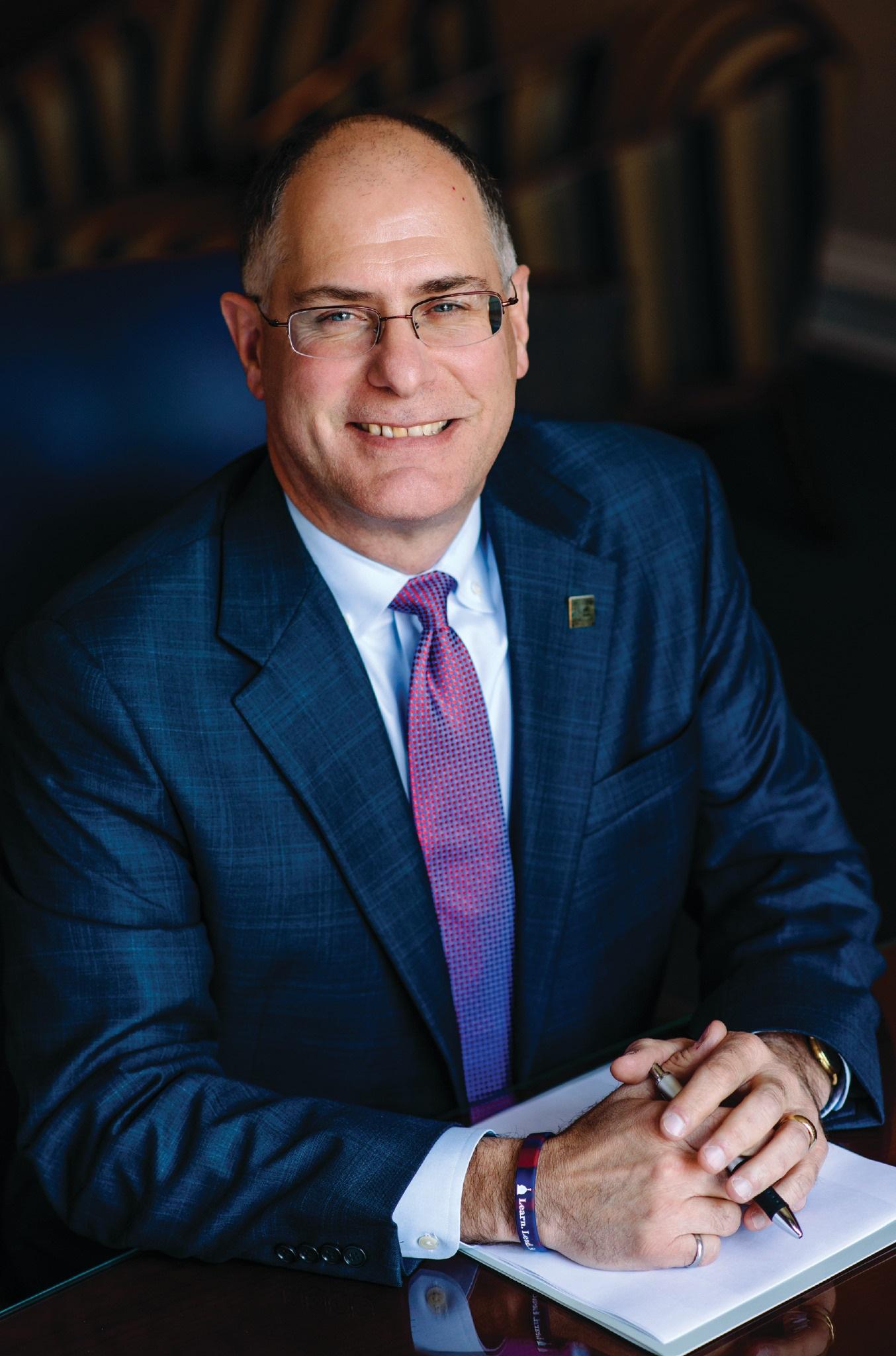 Eric F. Spina : University of Dayton, Ohio