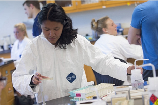 Integrative Science & Engineering (ISE) STEM Research ...