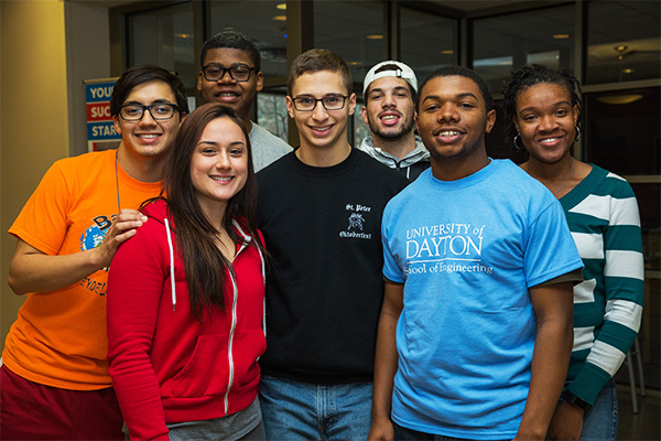 Diversity in Engineering Center at the University of Dayton School of Engineering