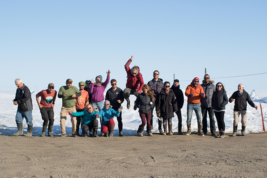 Arctic Field Researchers