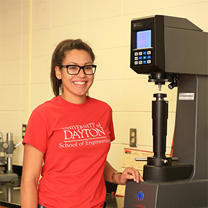 Mechanical Engineering (D E  & Ph D ) : University of Dayton