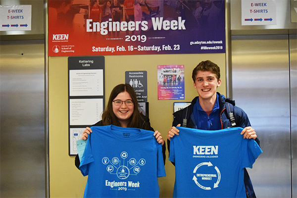 E-Week kickoff event 2019