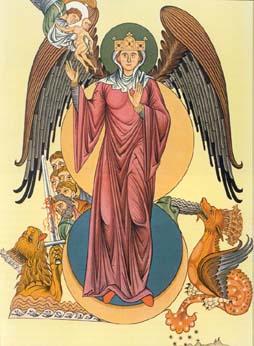 Assumption Iconography: Themes and Evolution : University of Dayton