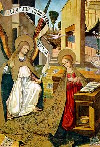 Holy Spirit and Mary : University of Dayton, Ohio