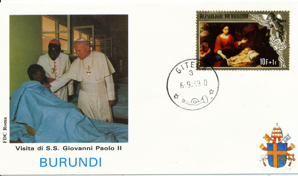 pope john paul ii's 1983 visit Later on, jerzy kluger played a critical role in organizing pope john paul ii's visit in jerusalem during his papacy,  in 1983, he visited the.