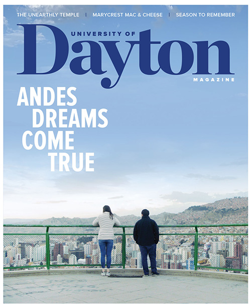 University of Dayton Magazine Spring 2020