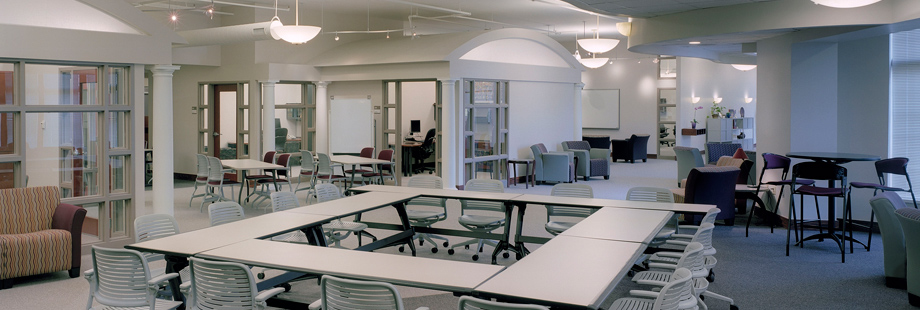 Marianist Hall Learning Space University Of Dayton Ohio