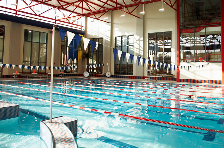 Aquatics home university of dayton ohio - Deans community high school swimming pool ...